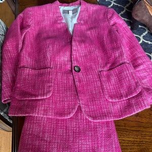 Gorgeous Pink Suit